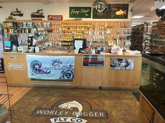 The Worley Bugger Fly Co In Ellensburg Washington-USA